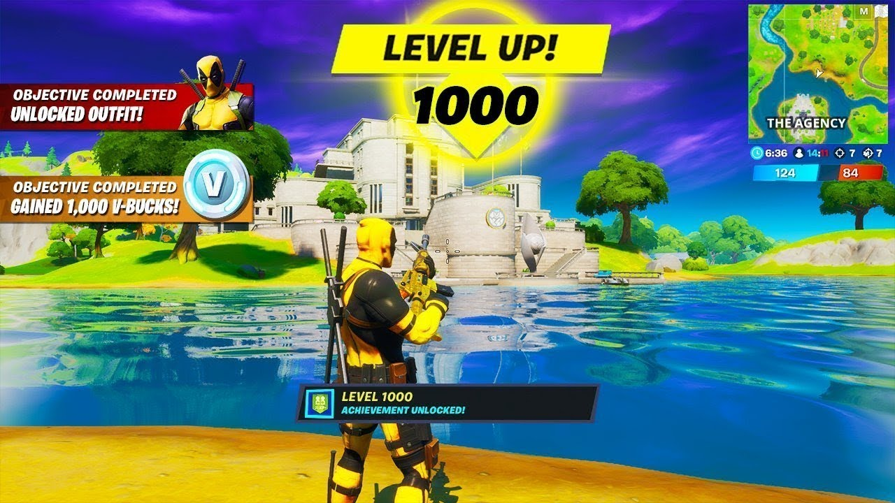 Fortnite: how to level up fast