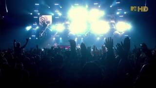 Oasis - Don't Look Back In Anger - Live At Wembley Arena 2008 MTV HD