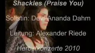 Take my Shackles (Praise You) - Modern Gospel Choir - 2010