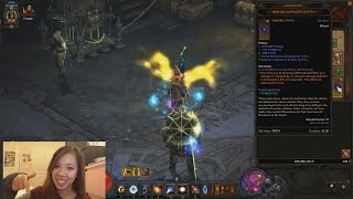 diablo 3 season 5 melee wizard arcane orb with dmo set first look delsere s magnum opus