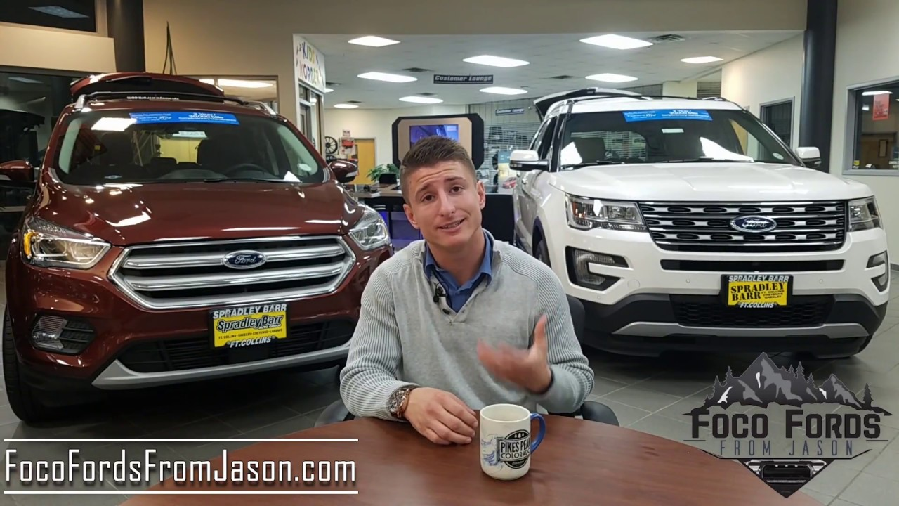 Spradley Barr Ford >> Welcome From Jason Roberts Your F150 And Mustang Specialist At Spradley Barr Ford In Fort Collins