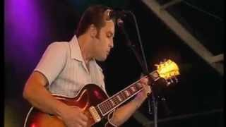 The Detonators, Hot Rod Tip Truck. Live Belgiun Bluesfestival Peer