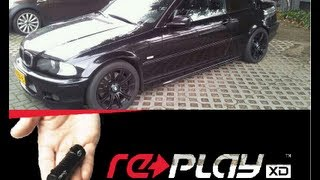 Replay XD1080 HD TEST - BMW 330CI