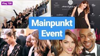 ♡ MAINPUNKT Charity Event in einer VILLA mit vielen Youtubern und Bloggern! l Vlog 700
