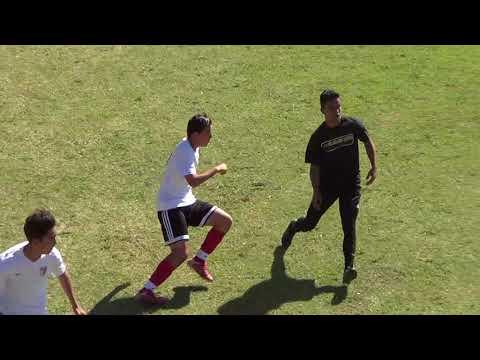 Corinthians vs golden state coast soccer league 1rst half part 2