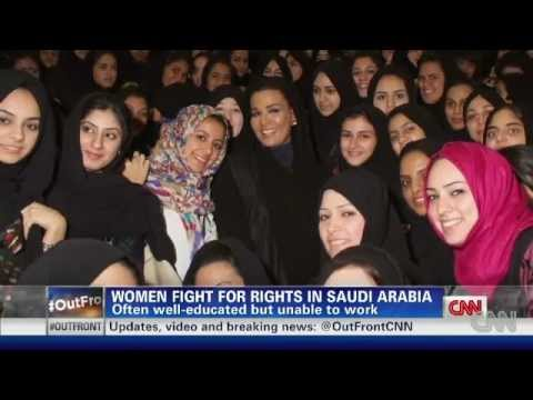 Saudi Women Highly Educated - Ready For Great Awakening