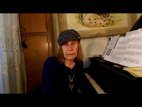 How to play beginner piano with Mary Sewall - intro