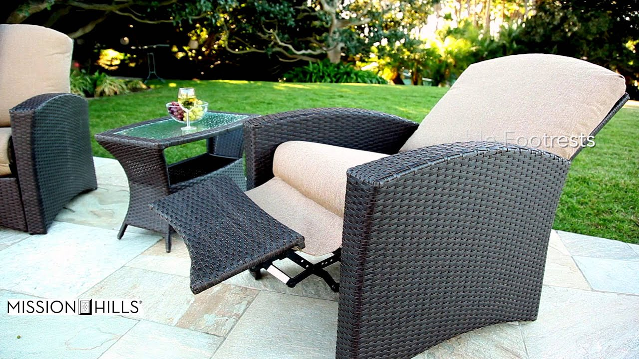 Cast Aluminum Outdoor Furniture Manufacturers