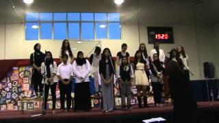 2015 ADNOC Schools Ruwais Mid-School Spring Concert Feat. Reesha