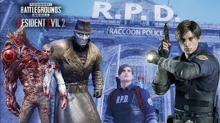 Download Leon A - All Mr X moments ( Tyrant ) | Resident Evil 2