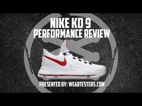 Nike Zoom KD 9 Performance Review-Volleyball #weartesters