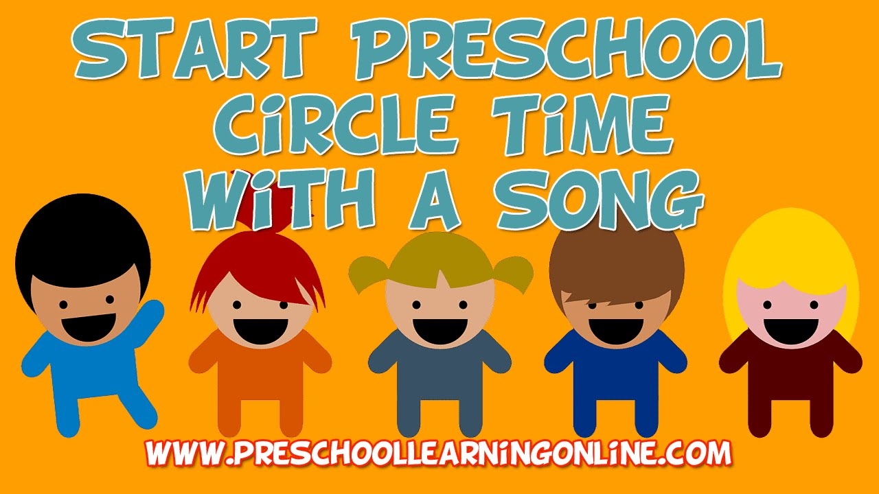 Pre k circle time how to start circle time with a song youtube pre k circle time how to start circle time with a song preschool learning online m4hsunfo