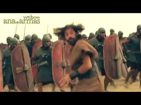 Ana de Armas. Tráiler de Hispania (1x01)