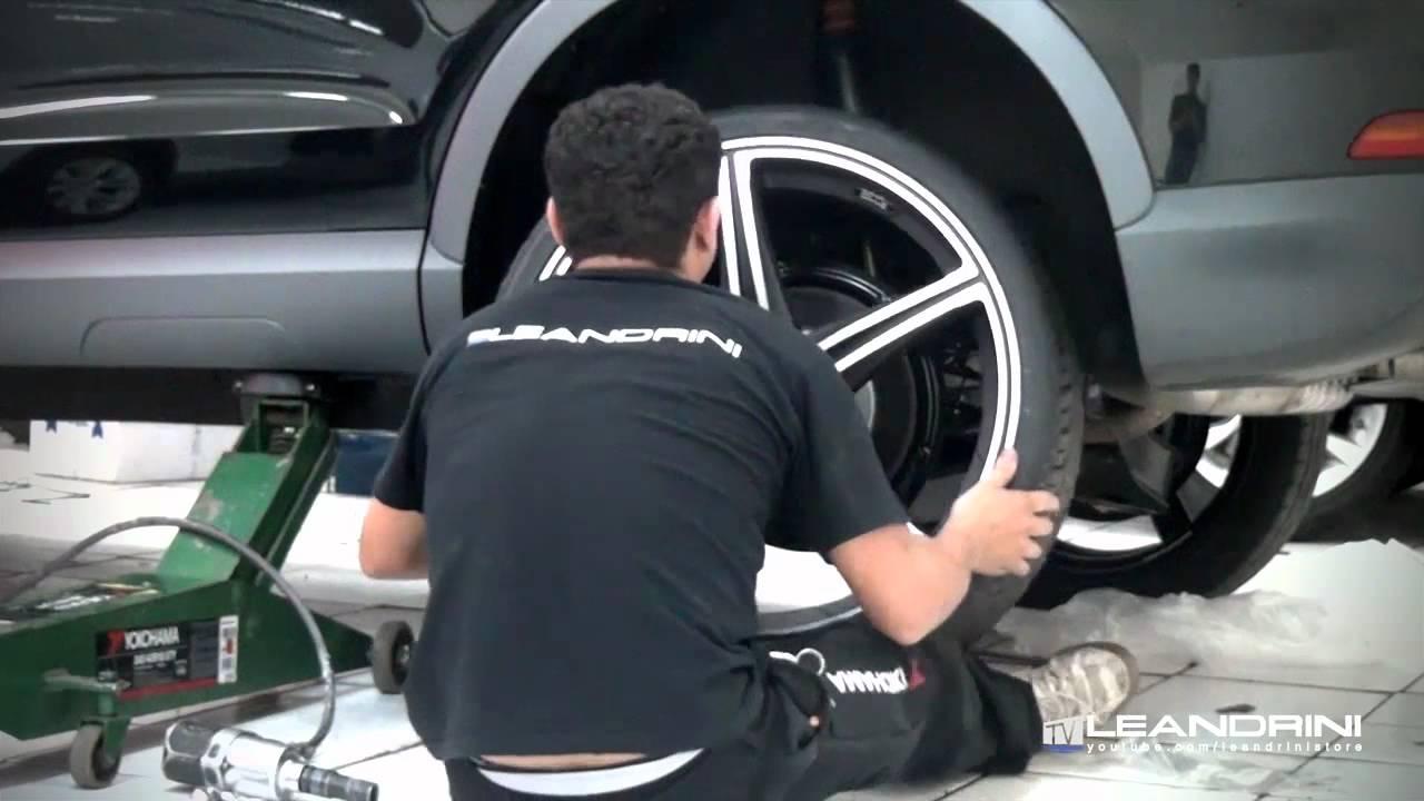 Mercedes Of Augusta >> TV Leandrini   Dia a Dia + 2012 Audi Q3 com Rodas aro 22 ...