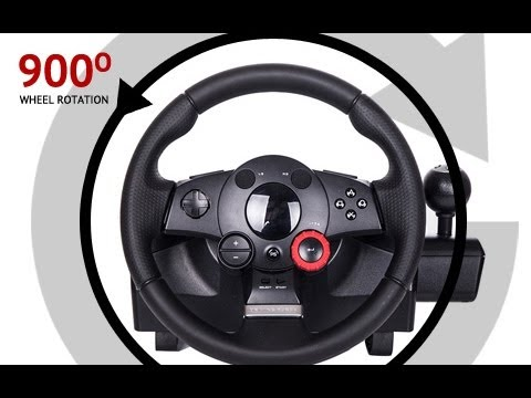 How to Use a Logitech Driving Force GT With a PC | It ...