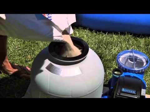 Фильтр-насос для бассейна своими руками