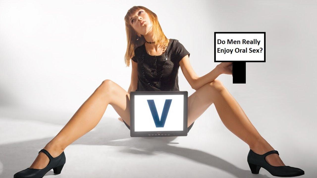 Do Men Really Enjoy Giving Oral Sex  Shaun Galanos - Youtube-8530