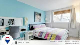 Maison - à vendre - Gatineau - 23690820