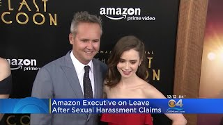 Amazon Executive On Leave After Sexual Harassment Claims