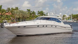 2004 Sea Ray 68 Sun Sport Yacht For Sale at MarineMax Pompano Yacht Center