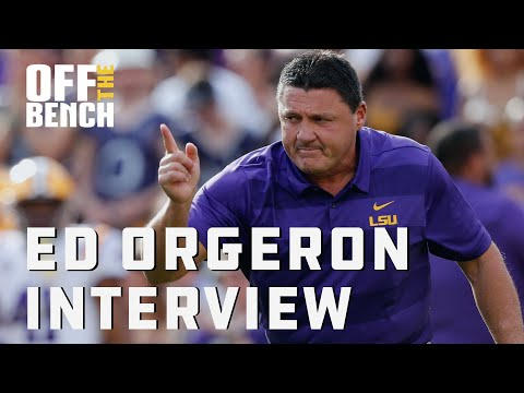 Coach Ed Orgeron Excited For New LSU Football Staff