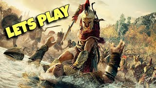 ASSASSINS CREED ODYSSEY - LIVESTREAM - GAMEPLAY - LETS PLAY