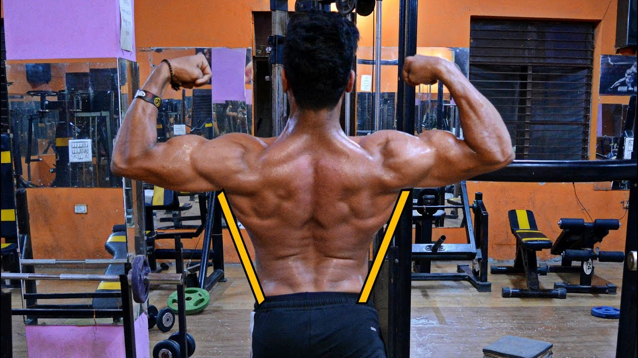 shape back