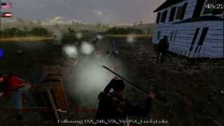 M&B: North & South - Line Battle #3 04.05.13