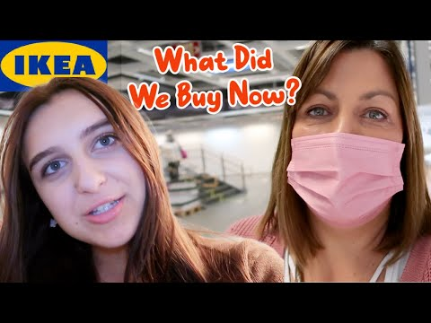 Can't Believe We Bought This!! Shopping at IKEA!