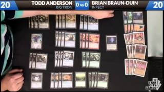 Deck Tech - R/G Tron with Todd Anderson