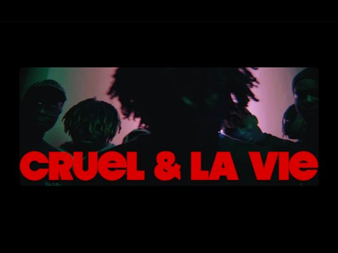 Youtube: 1PLIKÉ140 – CRUEL & LA VIE