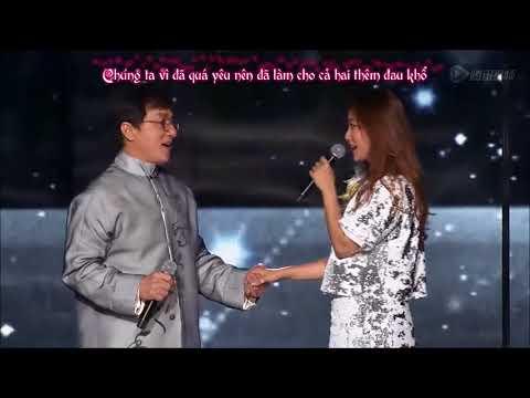 [LIVE] Endless Love Thành Long ft  Kim Hee Sun | Ost Thần Thoại | Lyrics Vietsub