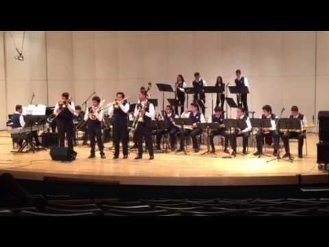 3 WHS Jazz I - Reno Jazz Festival 4/29/2017