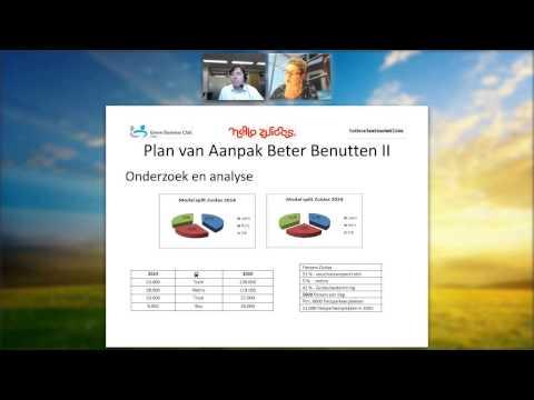 Beter Benutten Webinar - Mobiliteitsmanagement Zuidas (Amsterdam)