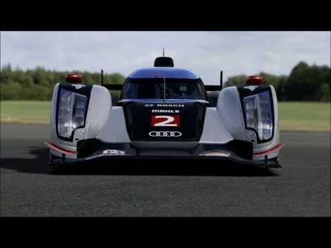 Audi Sport Team Joest R18 #2
