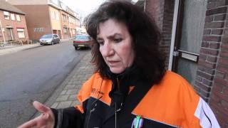 Postbode bestolen van fiets met post in Kerkrade
