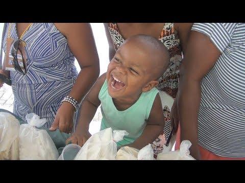 TVS - Comunidades quilombolas participam de grande evento de agricultura familiar em Cachoeira