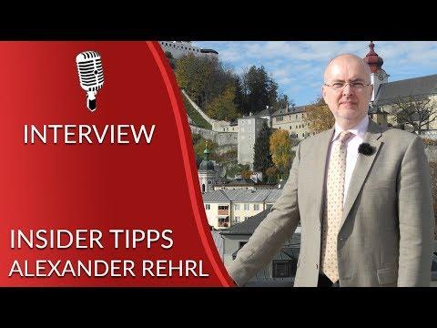 Video #19 - Insider Tipps von Salzburger Helden - Alexander Rehrl