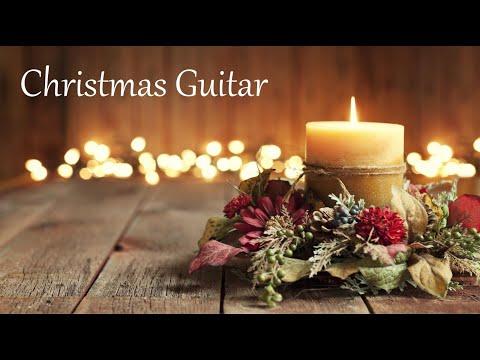 Christmas Guitar Music - 1 Hour Of Peaceful, Instrumental Christmas Carols