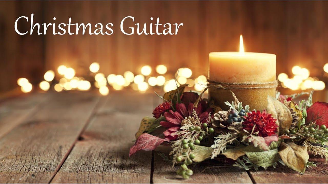 Christmas Guitar Music - 1 Hour of