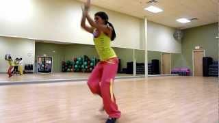 National Dance Day 2012 Hip Hop Master Class