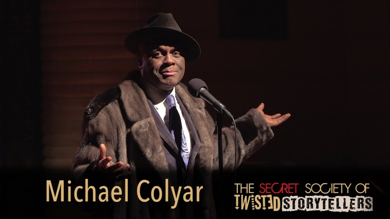 """The Secret Society Of Twisted Storytellers - """"ROMANCE"""" - Michael Colyar"""