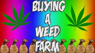GTA 5 Online - Buying A Weed Farm