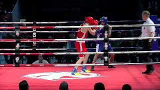 2019 CWG - Boxing - Semi-Finals