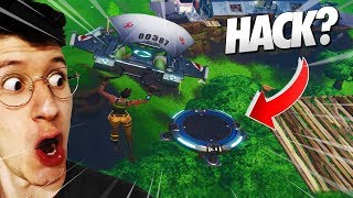 USE THIS IS HACK AT FORTNITE?