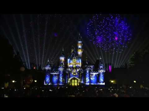 The Wonderful World of Disney - Worldwide Holiday Castle Lighting Show