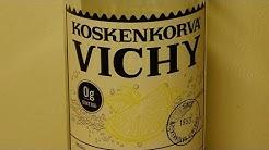 Juomatesti: Koskenkorva Vichy Sitruuna