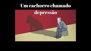 Um cachorro chamado depressão
