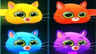 КОТЕНОК БУБУ #80 Мой виртуальный котик игровой мультик для малышей видео для детей #Мобильные игры