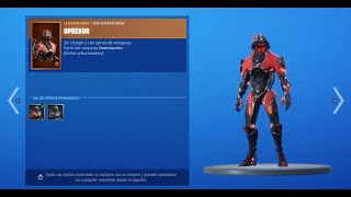 NEW SKIN OPRESOR + BLUE CAMEL FORTNITE STORE TODAY 18 AUGUST